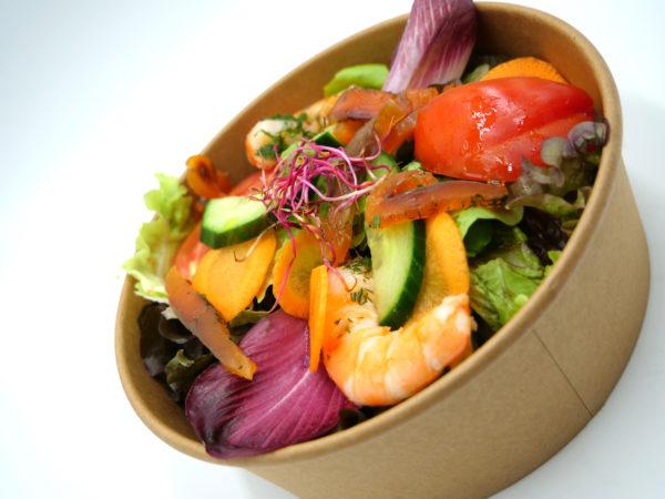 Formule WRAP ou Salade Traiteur à Pierrelatte dans la Drôme
