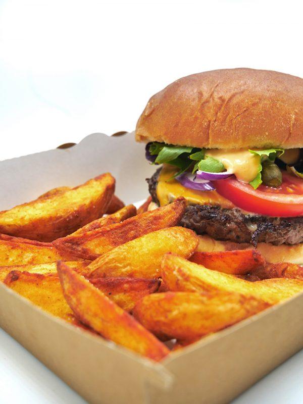 Burger Classique Traiteur à Pierrelatte dans la Drôme