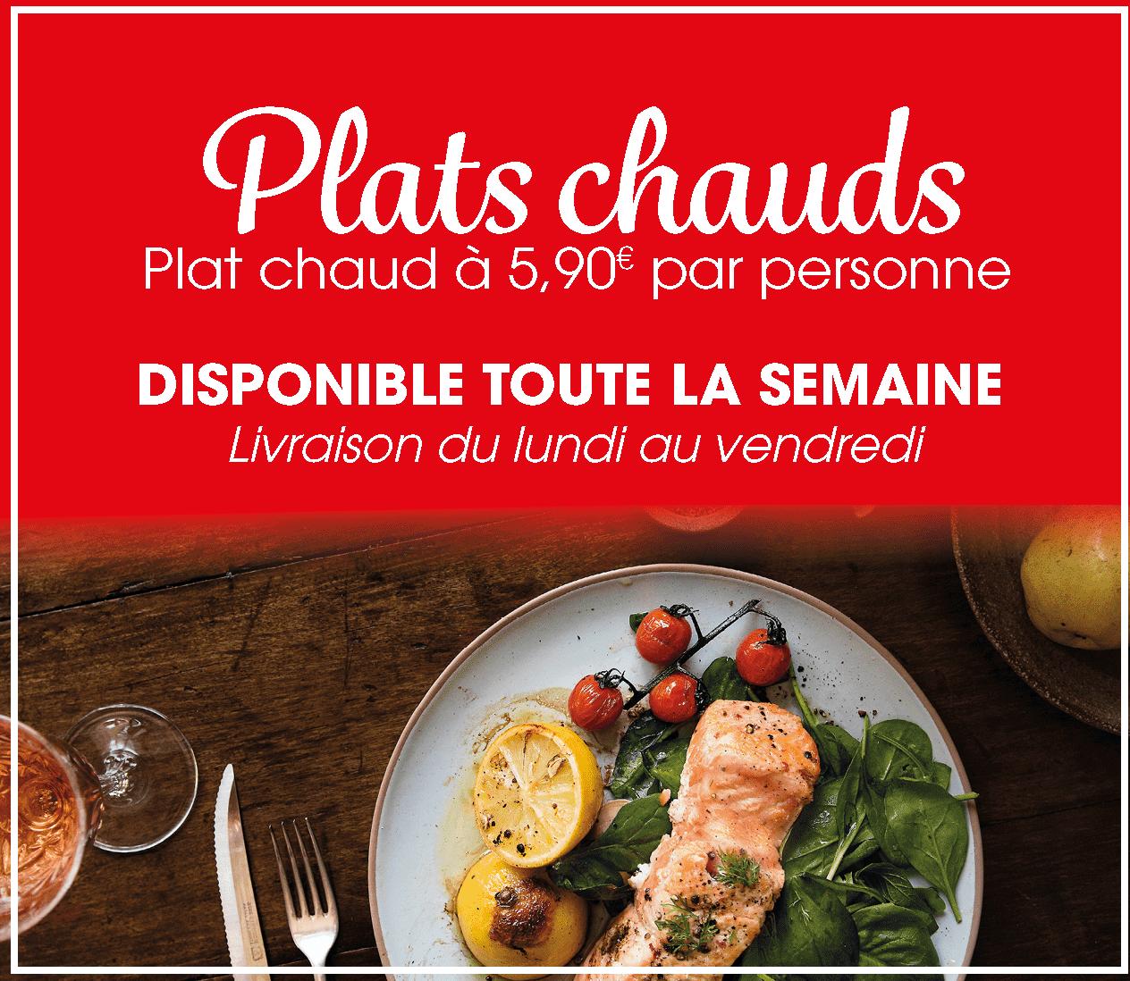 Des plats chauds livrés chez vous, comme au restaurant avec votre traiteur Casa Del Papa ! Traiteur à Pierrelatte dans la Drôme