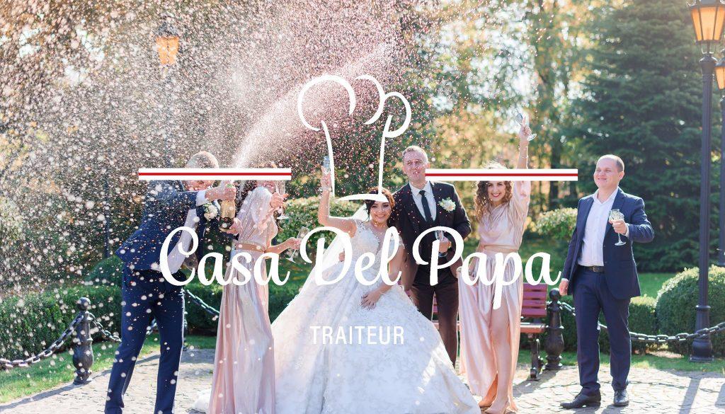 Pourquoi choisir Casa Del Papa Traiteur pour votre événement? Traiteur à Pierrelatte dans la Drôme