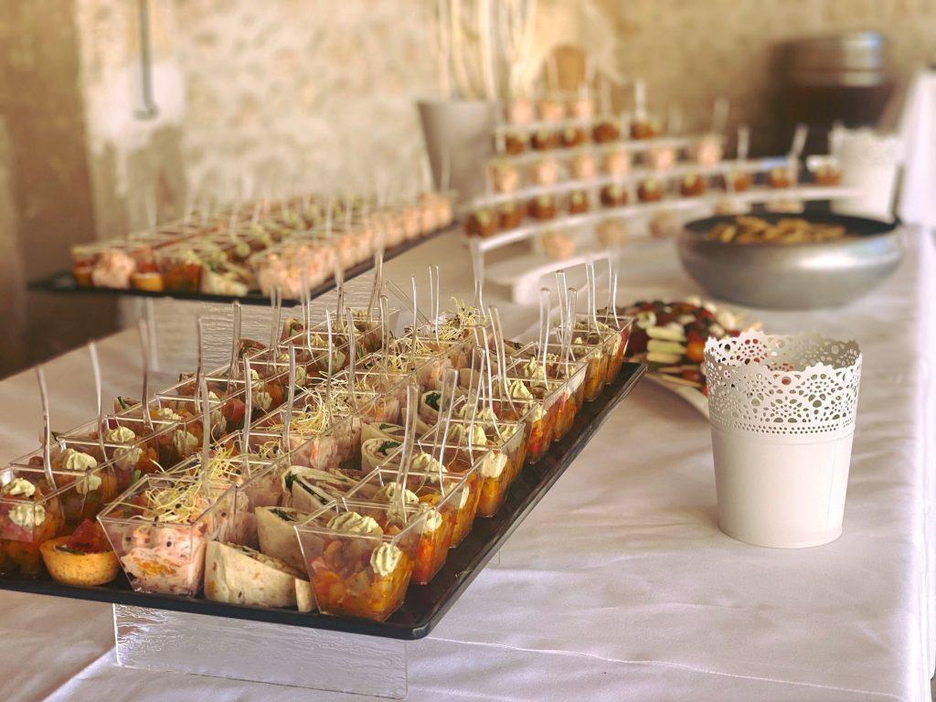 Votre traiteur Casa Del Papa pour votre anniversaire de mariage Traiteur à Pierrelatte dans la Drôme