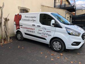 Des menus variés toute l'année pour votre plus grand plaisir avec Casa Del Papa Traiteur Traiteur à Pierrelatte dans la Drôme
