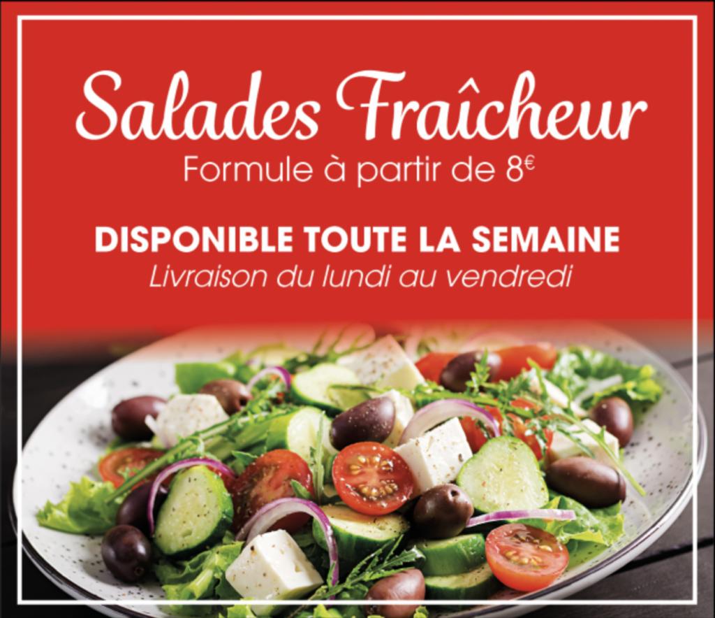 formule salade