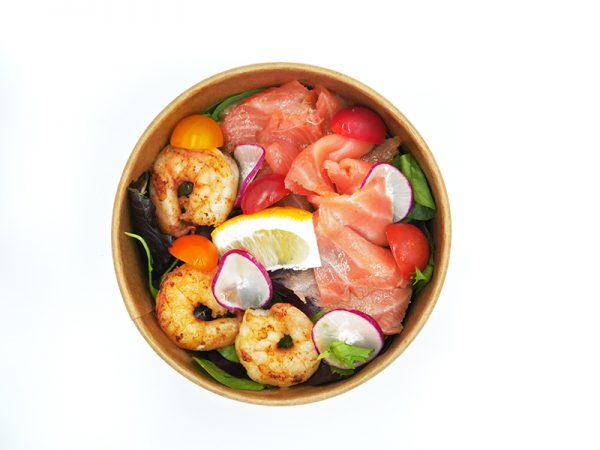 Salade de la Mer Traiteur à Pierrelatte dans la Drôme