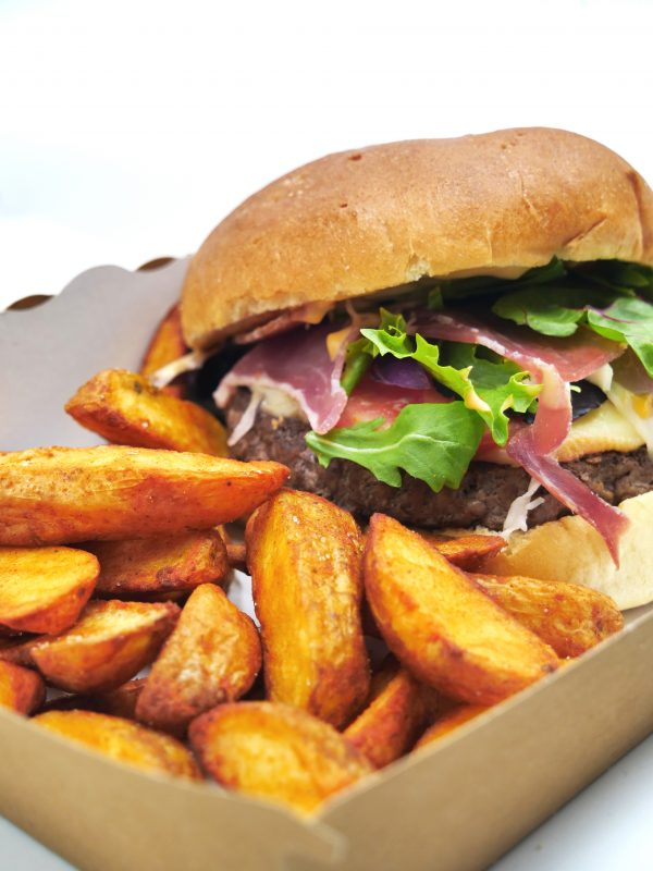 Burger Montagnard Traiteur à Pierrelatte dans la Drôme